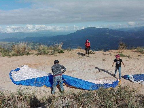 Kandy Paragliding