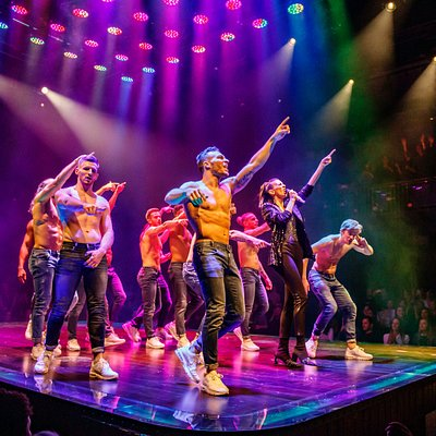 MAGIC MIKE LIVE BERLIN
