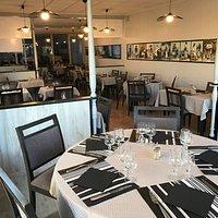 espace entre les tables, convivialité nouvelle décoration