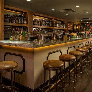 The Regent Cocktail Club Bar area