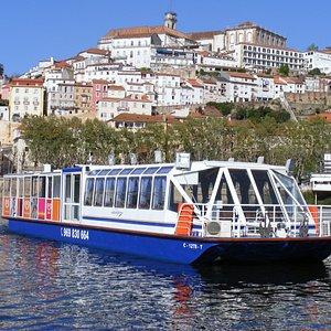 O Basófias - Boat Trip in Coimbra