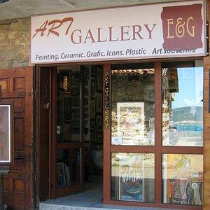"Art Gallery ""Е&G"", Nessebar"