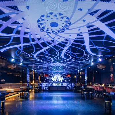 ShiShi Main Room. Playing the best in house music from International DJs every weekend. Open 7 nights.