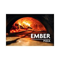 Ember Wood Fired Oven Pizza
