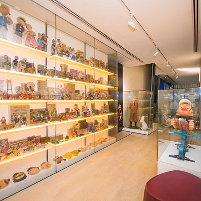 Mint Museum of Toys Featuring Toys under the theme 'Characters'