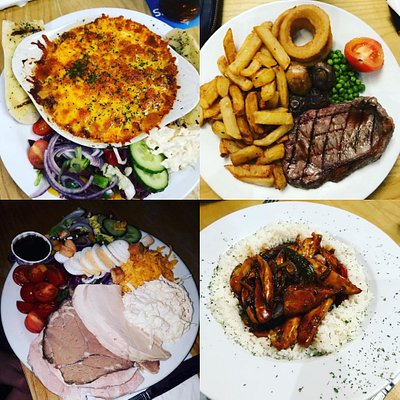 Food served all day everyday day something for everyone at The Sunnyhill pub