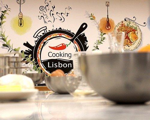 Mise en place , team building event , Lisbon, Portugal
