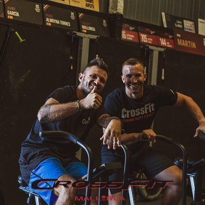 Photos from The CrossFit Open October 2019 by Vic McLeod
