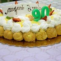 Excellent birthday cake.