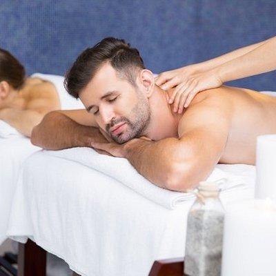Couples massage awaits you.