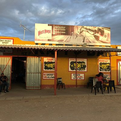 """Why Katutura ( in a nutshell this is where the fun at almost zero cost happen)😂  In the past: Katutura means a place where people do not want to live.    Today: is the heart of Windhoek, it preserve the Namibian cultures and traditions. It is a home for many with a unique lifestyle.   We call it: """"Come as you are""""  We go there for the loud & fun and affordable outing.   Is it safe?  We have selected bars of owners who care about the safety of their customers with zero fights & robbery records."""