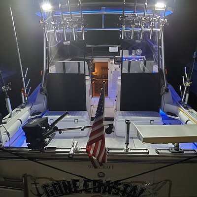 Gone Coastal Fishing Charters