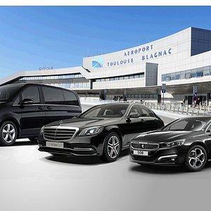 Notre flotte de véhicules disponibles