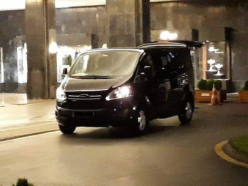 transfer vehicle