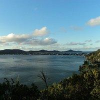 Trilha de acesso a Praia da Tainha