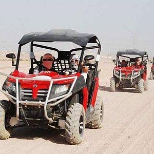 baggy safari self drive