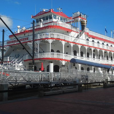 "The ""Georgia Queen,"" Excursion Boat"