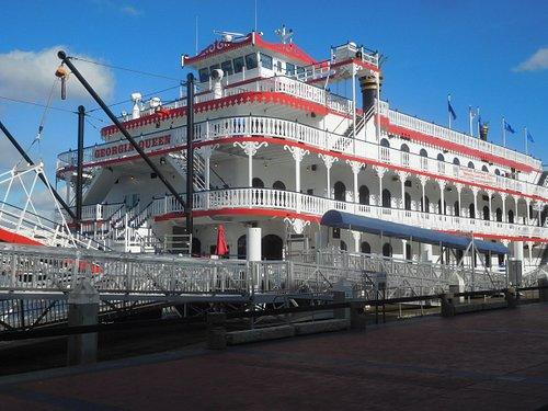 "The ""Georgia Queen,"" Excursion Boat"