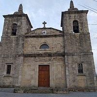 Iglesia de Santa María de Colombres