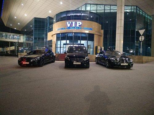 VIP transfer the airport Almaty