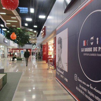 Centre commercial Carrefour Pince Vent