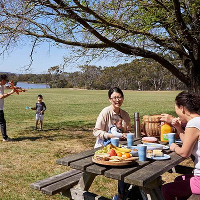 Enjoy a picnic at Jells Park