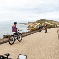 Bike Riding, Point Nepean National Park