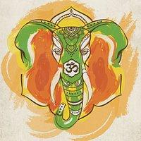 Символом бистро Om Namo -  СЛОН. Животное, являющееся олицетворением Индии. Слон силен и, к тому же, вегетарианец, что подтверждает концепцию заведения.