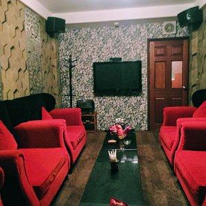 Karaoke Room カラオケルーム