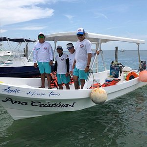 Join us snorkeling in Puerto Morelos.