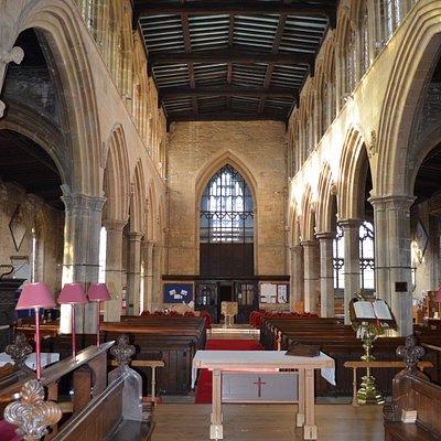 St Mary's Church Bottesford