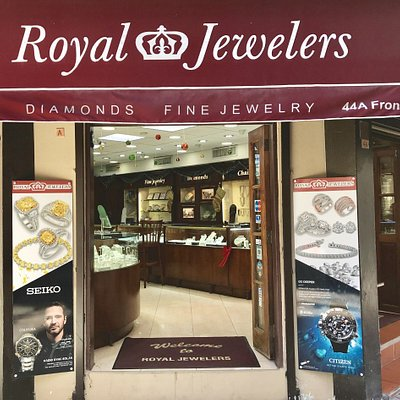 Royal Jewelers St. Maarten 44A Front Street