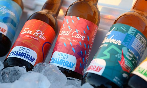 Lord Chambray Beers