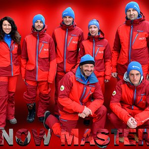 Snow Masters ski & snowboard school Borovets - team members