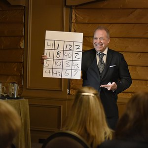 Jon Stetson, America's Master Mentalist, stars in Mind Reading Confidential at the Omni Parker House