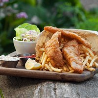 Our Famous Fish & Chips