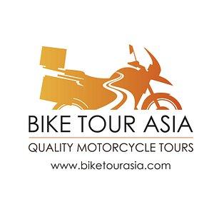 Bike Tour Asia Logo