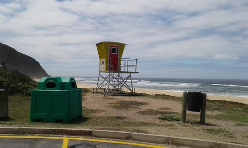 Lifeguards lookout point
