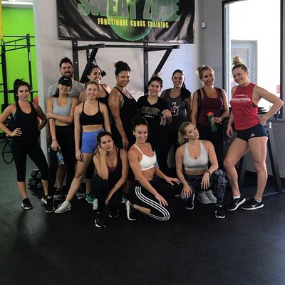 #sweatzone #itsalifestyle #fitness #nutrition #vegas #workout