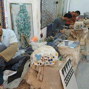 Moroccan Workshop Fes