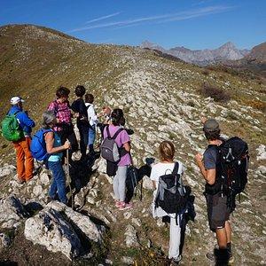 Hiking Tours in Tuscany, Alpi Apuane