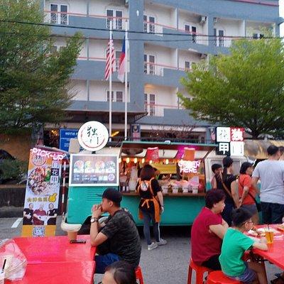 Kee Ann Food Street