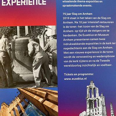 Eusebius Experience