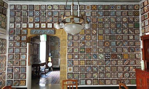Sala dei Fiori - Museo delle maioliche Stanze al Genio