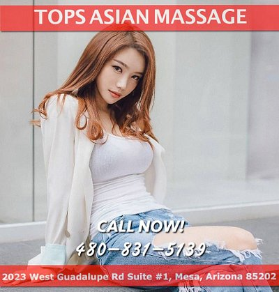Asian Massage is the place where you can have tranquility, absolute unwinding and restoration of your mind, soul, and body. Here at Tops Asian Massage, we are provide amazing relaxation massage therapeutic sessions that realigns and mitigates your body with a light to medium touch utilizing smoother strokes!  All of this amazing service right here at our beautiful spa space, Tops Asian Massage! You can either Book your appointment via phone call or just simply walk-in anytime!