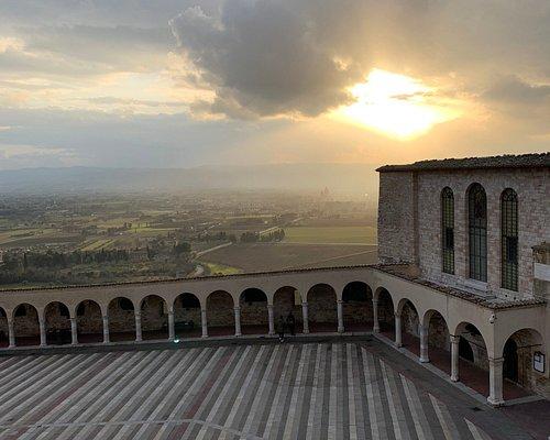 Magia di colori ad Assisi ❤️