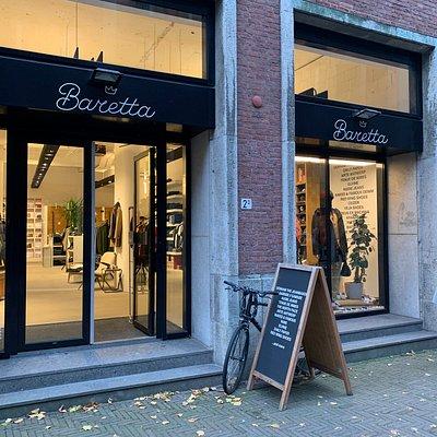 Baretta in The Hague