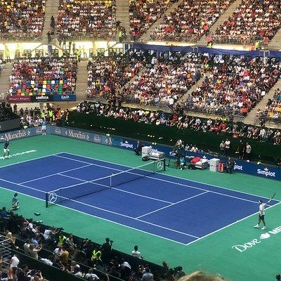 Federer X Zverev