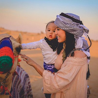 Desert Safari With Camel Ride, Dubai