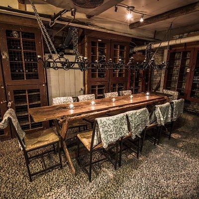 Romprovning Göteborg, Le Pub Vinkällare